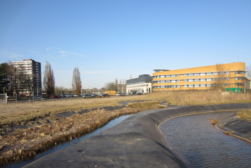 Interceptiebemaling & helofytenfilter Zwolle