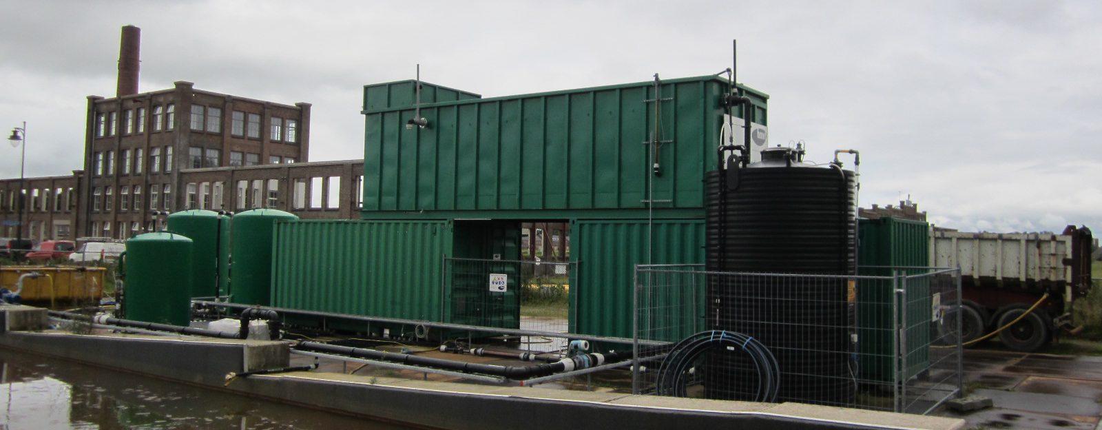 HMVT rond grondwatersanering ENKA terrein succesvol af